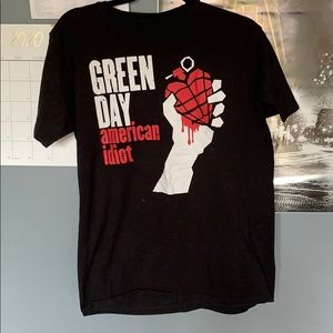 M Green Day T-shirt